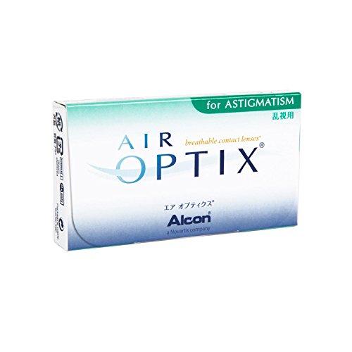 Alcon Air Optix for Astigmatism  weich, 6 Stück / BC 8.7 mm / DIA 14.5 mm / CYL 1.75 / ACHSE 20 / -0.75 Dioptrien