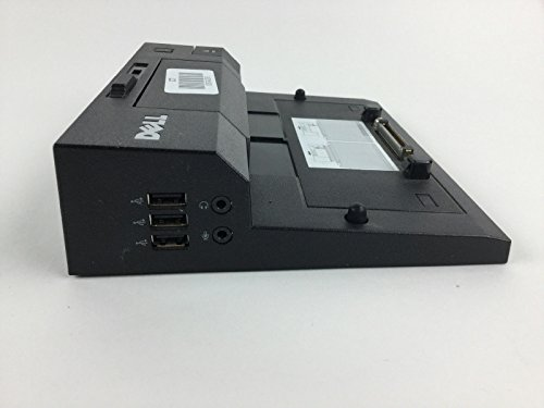 Dell E-Port Replicator PR03X Docking Station W/O Adapter (Certified Refurbished) by Dell (Image #2)