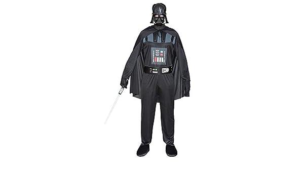 DISBACANAL Disfraz Darth Vader Adulto - Único, XL: Amazon.es ...