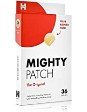 Mighty Patch Original - Hydrocolloid Acne Pimple Patch Spot Treatment (36ct) for Face, Vegan, Cruelty-Free
