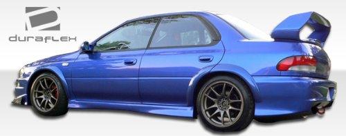 1993-2001 Subaru Impreza Duraflex S-Sport Side Skirts Rocker Panels - 2 (Duraflex Side Skirts)
