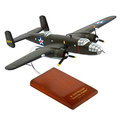 Mastercraft Collection B-25 Mitchell Doolittle Raiders Bomber Plane Airplane Model Scale:1/48