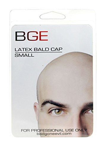 (BGE Small Childs Latex Flesh Tone Bald Cap)