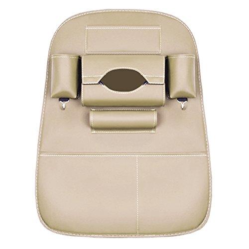 Backrests Water Reppellent Organizer Multi Pocket Solution