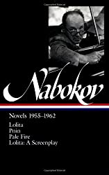 Nabokov: Novels 1955-1962: Lolita / Pnin / Pale Fire (Library of America)
