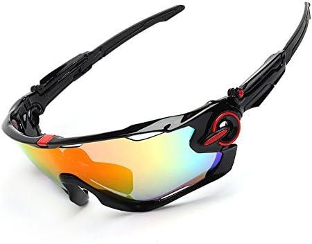 Vélo Lunettes De Soleil Polarisé Pêche Lunettes lentilles interchangeables Protection UV