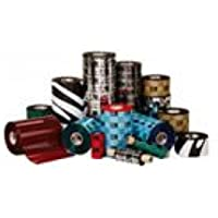ZEBRA TECHNOLOGIES 02100BK08045 / Wax Ribbon 3.15inx1476ft 2100 High Performance 1in core