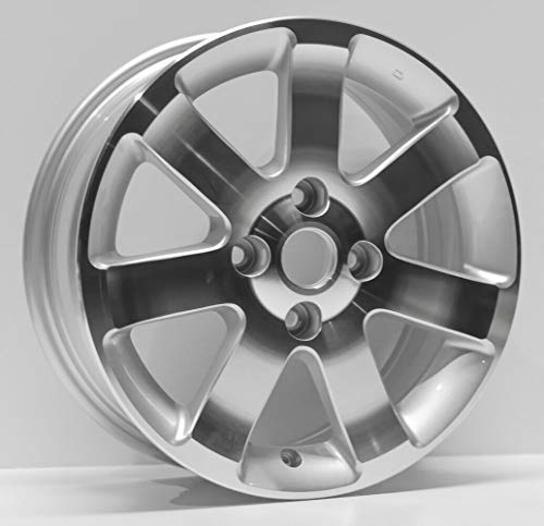 (Partsynergy Replacement For New Replica Aluminum Alloy Wheel Rim 16 Inch Fits 07-08 Nissan Sentra 4-115mm 7)