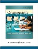 Organizations, James L. Gibson, 0071263527