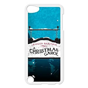 Christmas Carol iPod Touch 5 Case White LDR