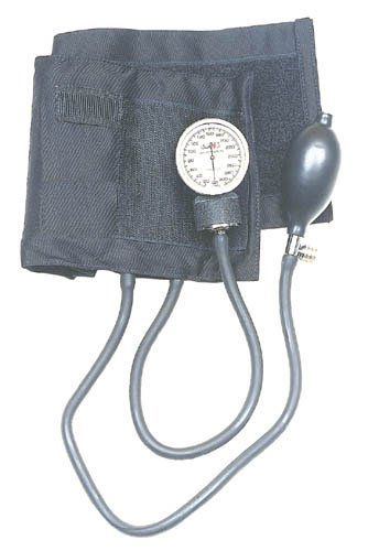SPECIAL PACK OF 3-Aneroid Blood Pressure With Adult Cuff by Marble Medical
