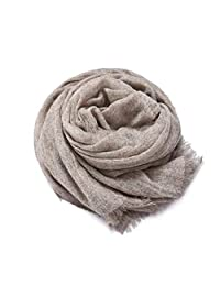Cashmere Scarf Thin Section Pure Cashmere Scarf Shawl (Style : A)