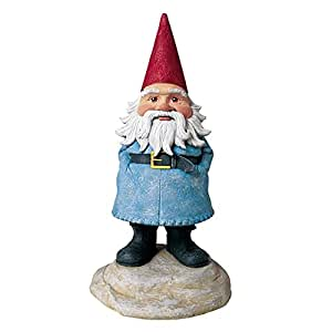 Exhart 60318 13-Inch Talking Travelocity Roaming Gnome (Discontinued by Manufacturer)