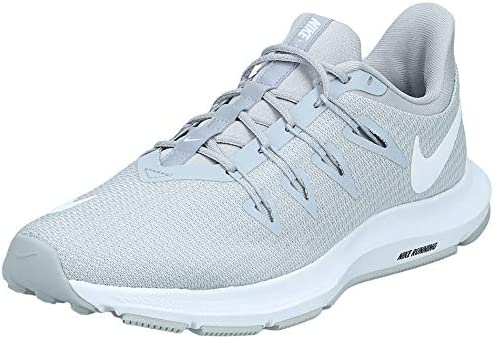 Nike Wmns Quest, Zapatillas de Running para Mujer, Multicolor (Wolf Grey/White/Pure Platinum 010), 38.5 EU: Amazon.es: Zapatos y complementos