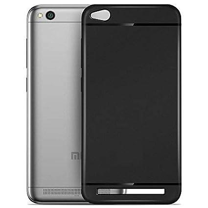 promo code 847ac ebef4 Nik case for Back Cover for Redmi Xiaomi Mi 5A (Silicon)