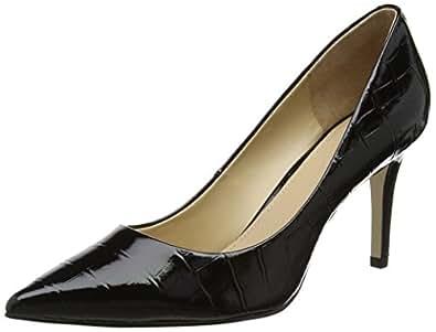 Guess Ele7, Zapatos de Tacón para Mujer, Negro (Nero), 36 EU