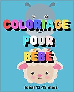 Coloriage Pour Bebe Ideal 12 18 Mois Les Premiers Coloriages De Bebe French Edition Publisher Coloriage Bebe 9798600293342 Amazon Com Books