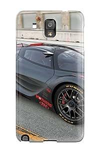 New Tpu Hard Case Premium Galaxy Note 3 Skin Case Cover(2008 Mazda Furai Concept Car)