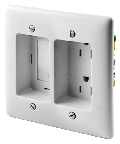 2 Gang Outlet Wiring