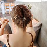Honbay 2PCS Fashion Long Hair Decoration Antique