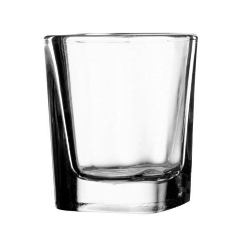LIB5277 - Shot Glass 2 Ounce - Prism Series