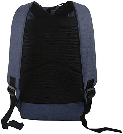 Color : Blue, Size : 42cm28cm13cm Joycart Men and Women Fashion Casual Computer Business Bag Large Capacity Zipper Backpack for College Office Daypacks Men Women