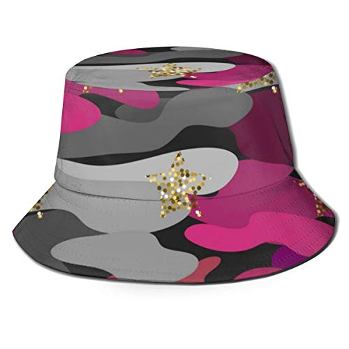 Pink Camouflage Unisex Cute...