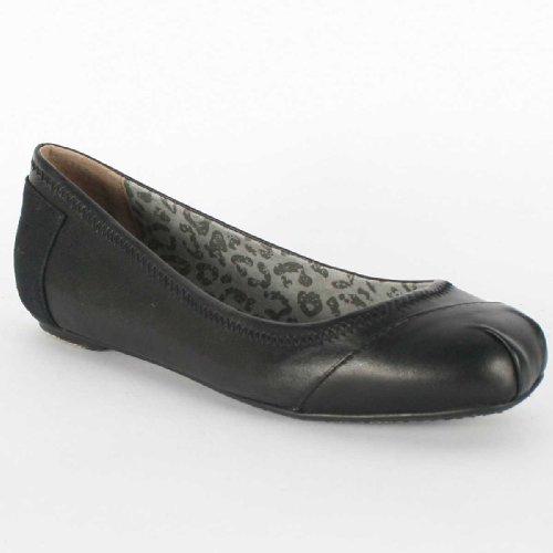 Toms Womens Ballet Flat Black Camilla 023015B12-Bkcam 5.5