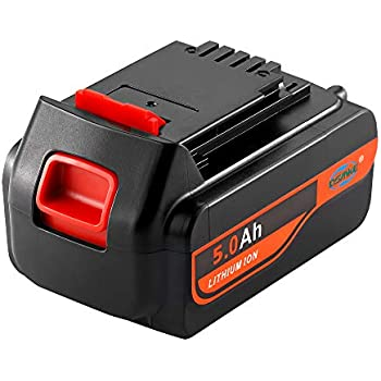Powerextra 5.0Ah 20V MAX Replacement Battery Compatible with ...