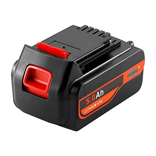 black and decker battery 20v - 4