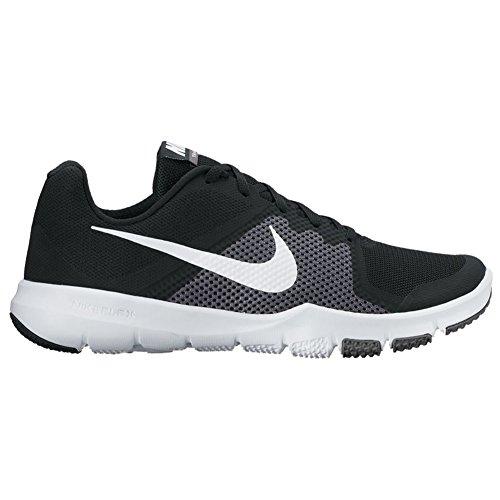 Scarpe da allenamento Nike-Flex Control Nero / Bianco / Grigio scuro Taglia 13 M