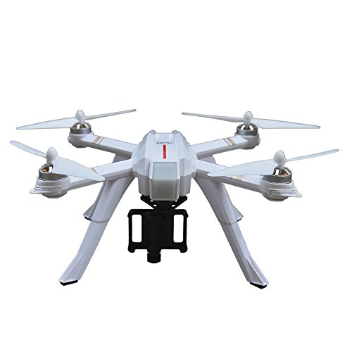 Blomiky MJX Bugs 3 Pro B3 Pro GPS Brushless RC Quadcopter Drone support 4K and 1080P ActIon Camera B3Pro White