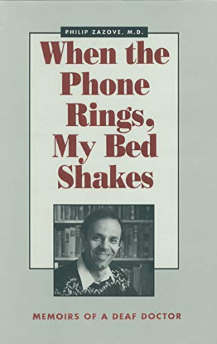 When the Phone Rings, My Bed Shakes