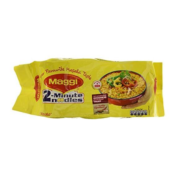 Nestle Maggi 2-Minute Instant Noodles, Masala