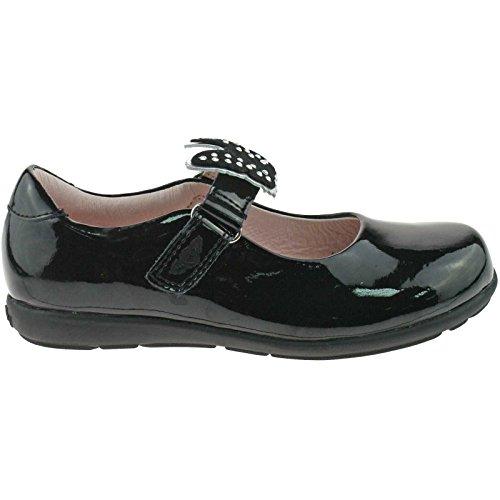 G 26 UK Butterfly DB01 Nicole 8 School Black Width Patent LK8240 Kelly Shoes Lelli WAP61zW