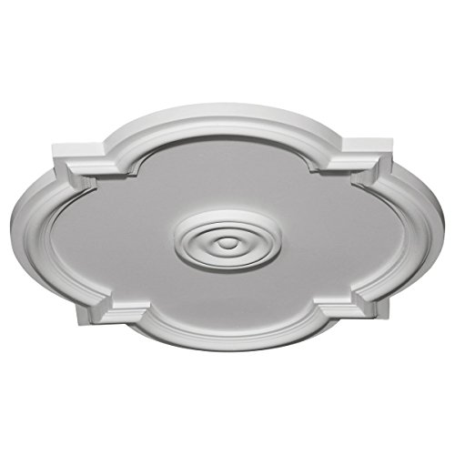 Ekena Millwork CM24WA 24-Inch x 20 1/2-Inch x 1 1/8-Inch Waltz Ceiling Medallion by Ekena Millwork (Image #2)