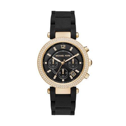 Michael Kors Women's Parker Black Watch MK6404