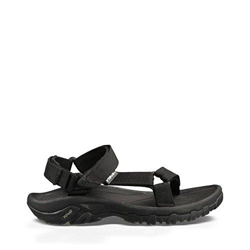 [Teva Women's Hurricane XLT Sandal,Black,9 M US] (Black Hurricane)