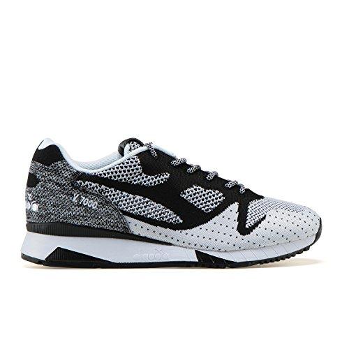 Nero Sneaker bianco V7000 Diadora C0641 Uomo Weave II wBxYttHqS