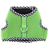 Top Paw Green Mesh Dog Harness~SMALL~