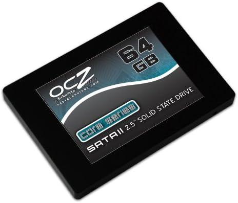 OCZ Technology Core SSD 64 GB - Disco Duro sólido (132,888 MB/s ...