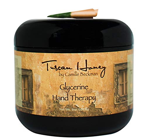 Glycerine Hand Therapy 8 oz Tuscan Honey