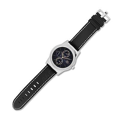 LG Watch Urbane (W150) Smartwatch w/ Leather Wristband (Certified Refurbished)