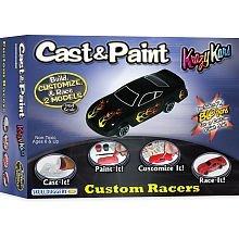 - Cast & Paint: Krazy Kars with Blo-Pens