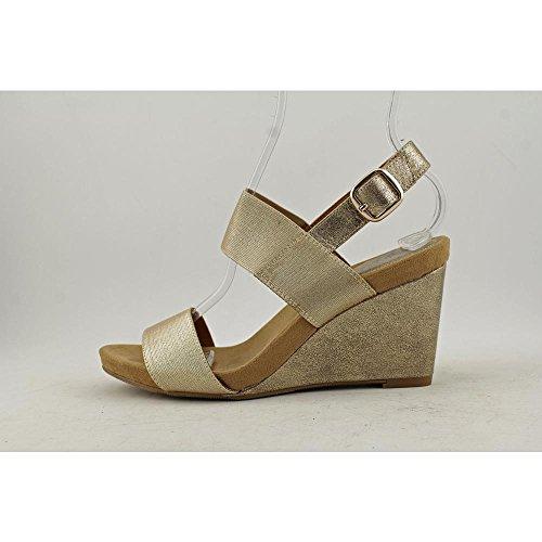 Sandales Femme pour amp; Doré Style Co q7xfBwZw