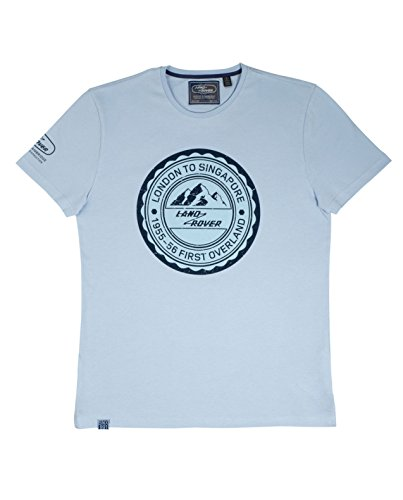Merchandise Men's Travel Stamp Tee L (Rover Tee)