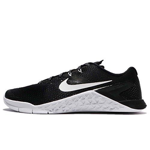 Nike Heren Metcon 4 Trainingsschoen Zwart / Wit