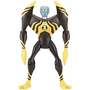 Ben 10 lodestar 4 articulated alien figure - Jeux b10 alien force gratuit ...
