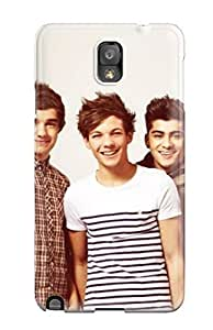 Pretty DbUVaMx183JlaCS For Case Samsung Note 3 Cover/ One Direction Series High Quality Case