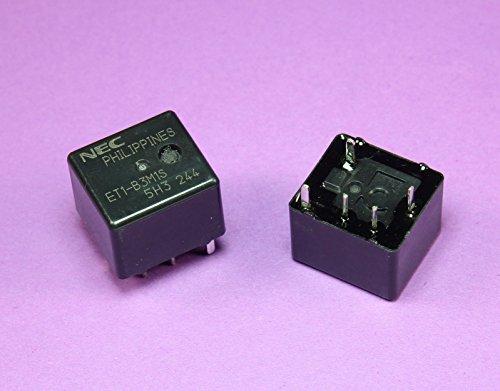 (NEC ET1-B3M1S Automotive Relay 12VDC, SPDT (1 Form C))